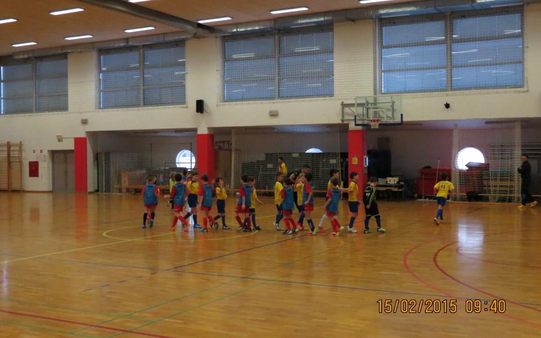 Futsal liga U11 Extrem Ribnica – FK Dobrepolje (12.12.2015)